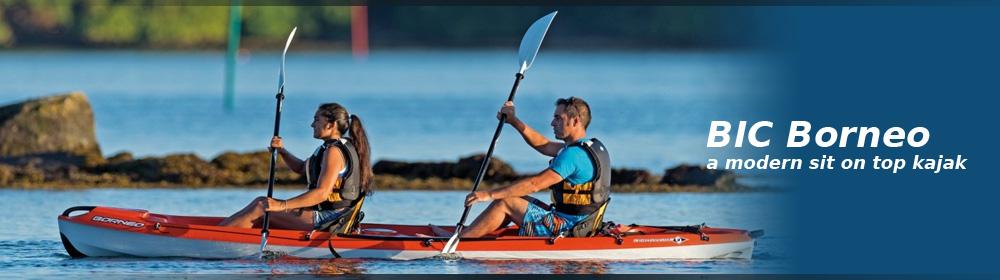 BIC Beach 225 windsurf board - Kajak, windsurf, SUP, csónak