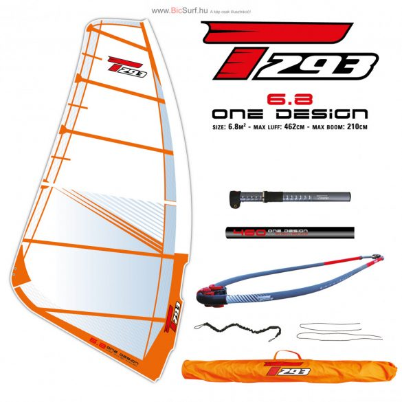 BIC OneDesign rig 6.8-8.5