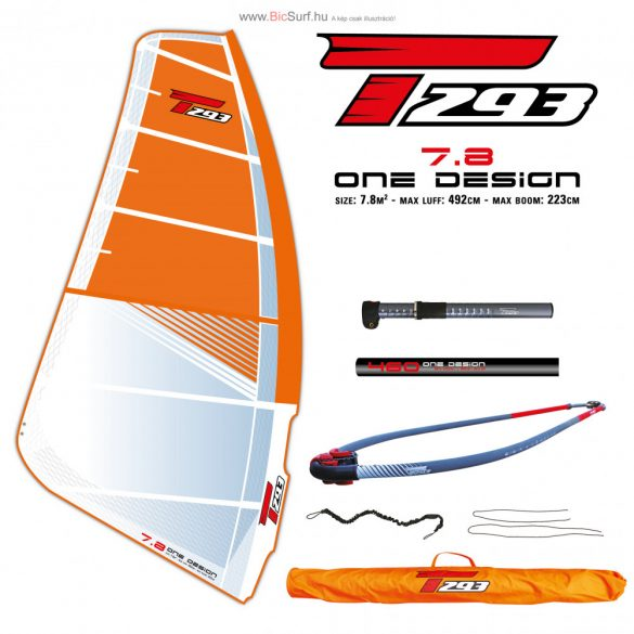 BIC OneDesign rig 7.8
