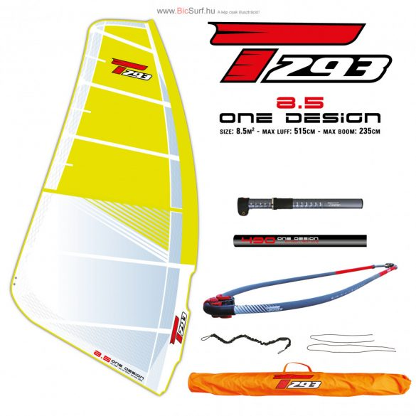 BIC OneDesign rig 8.5