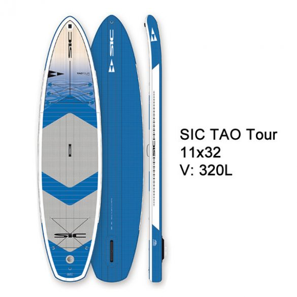 """Tao Tour Air-Glide Inflatable (SST) 11' x 32"""""""