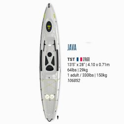 BIC Java Kayak