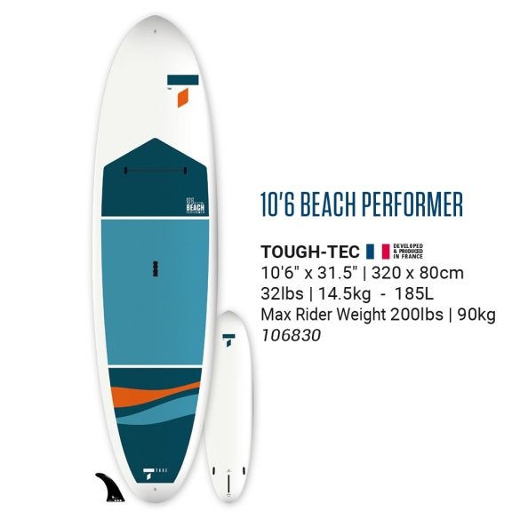 Tahe Beach performer 10'6