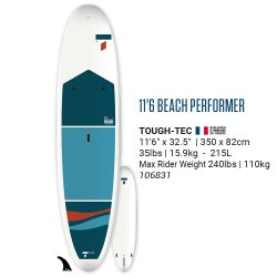 Tahe Beach performer 11'6