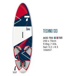 TAHE TECHNO 133 windsurf deszka