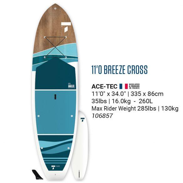 """TAHE 11'0"""" Breeze cross"""