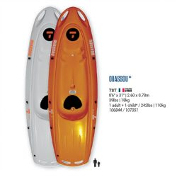BIC Ouassou kayak