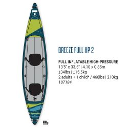 Breeze FULL HP2 felfújható kajak