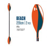 BIC Beach 215 paddle 2 parts