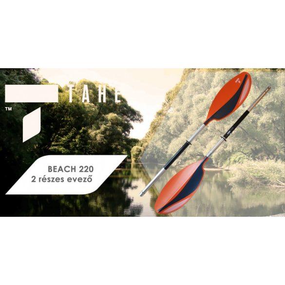 TAHE Beach 220 paddle 2 parts
