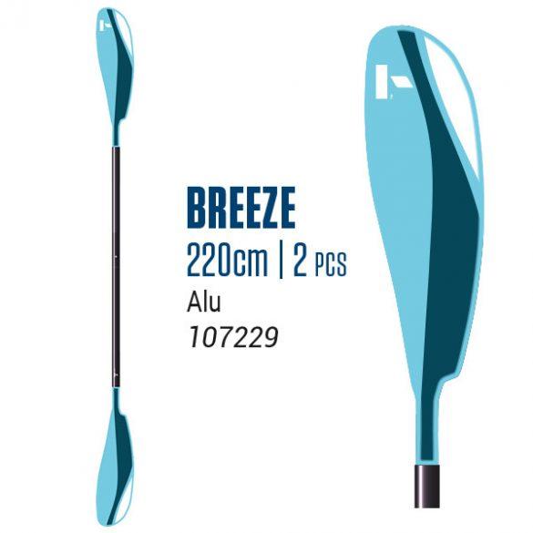 Breeze ALU30 220cm evező 2pc