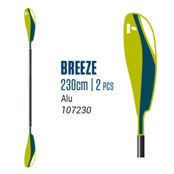 Breeze ALU30 230cm evező 2pc