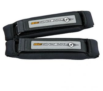 BIC Ergoform foot straps