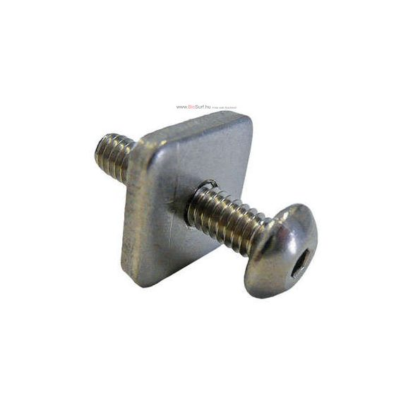 SUP szkeg rögzítő csavar/Smart Screw and Slider Set for FCS Fin