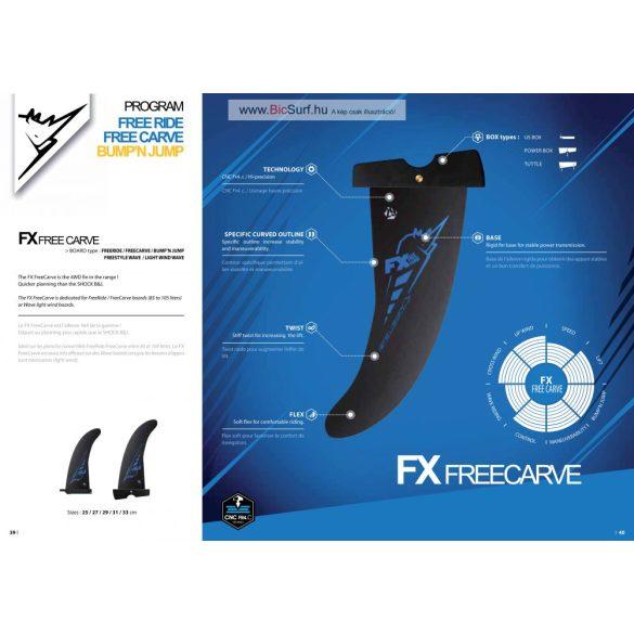 Select FX Freecarve bump'n jump  fin