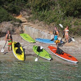 BIC Sport Sit-on-top kayaks
